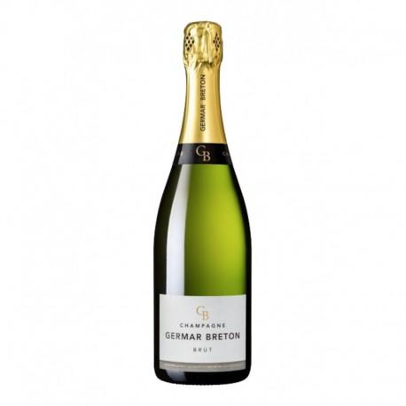 Demi-bouteille Germar Breton Champagne Brut 37.5cl