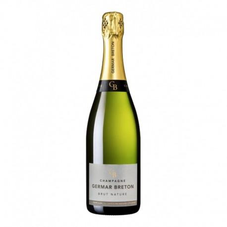 Germar Breton Champagne Brut Nature 75cl