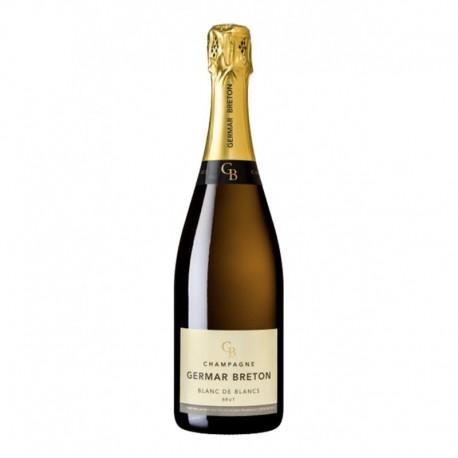 Germar Breton Champagne Blanc de Blancs 75cl