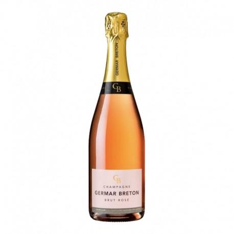 Germar Breton Champagne Rosé  75cl