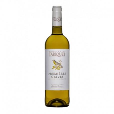 Château Tariquet Côtes de Gascogne Vin de pays Premières Grives 2017 75cl