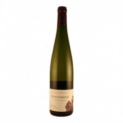 Sylvie Spielmann Alsace ou vin d'Alsace Kanzlerberg Grand Cru 2012 75cl