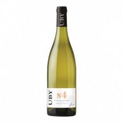 Colombard - Domaine UBY Côtes de Gascogne Vin de pays UBY N° 4 75cl