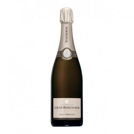 Louis Roederer Champagne Brut Premier Demi-bouteille  37.5cl