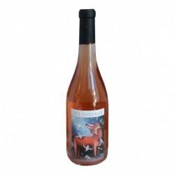 Campagne sarrière Vin de France Luberon Les oiseaux 75cl