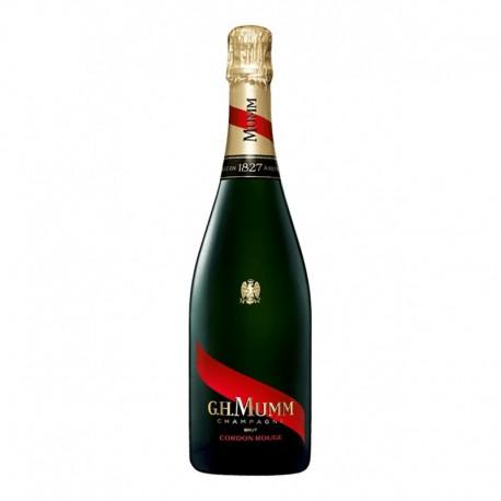 G.H. Mumm Champagne Brut Cordon Rouge 75cl
