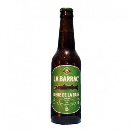 Bière de la Rade Bière La Barrac 33cl