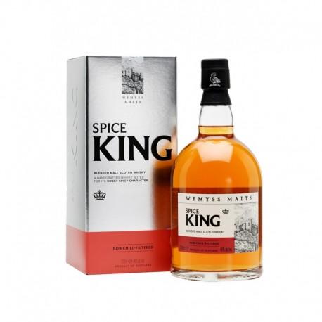 Wemyss Malts Whisky Ecosse Spice King 70cl