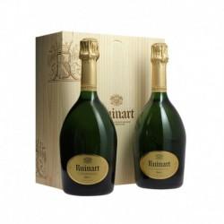 Ruinart Champagne Coffret Duo