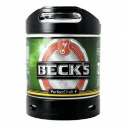 BIB Beck's Bière Fût 6L