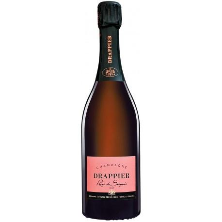 Drappier Champagne Rosé de Saignée 75cl