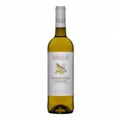 Château Tariquet Côtes de Gascogne Vin de pays Premières Grives 75cl