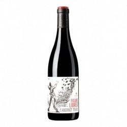Domaine Gayda Vin de Pays d'Oc Figure Libre Cabernet Franc 75cl