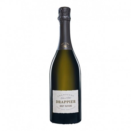 Drappier Champagne Brut Nature 75cl
