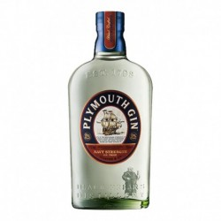 Plymouth Gin Gin Navy Strength 70cl