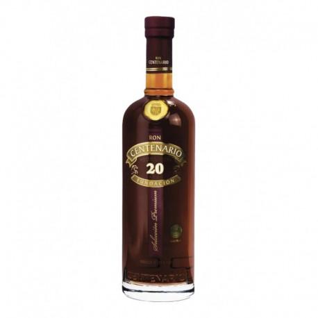 Centenario Rhum 20 ans 70cl