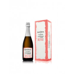 Louis Roederer Champagne Brut Nature Rosé by Starck 2009 75cl